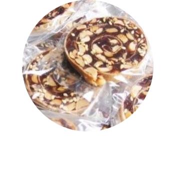 Kẹo Chuối Đậu Gừng Bánh Tráng Bến Tre