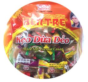 Kẹo dừa dẻo thập cẩm